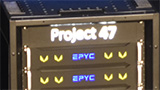 Project 47: CPU e GPU AMD in un rack da 1 PetaFLOPS di potenza
