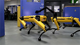 Boston Dynamics, i robot adesso collaborano per un fine comune