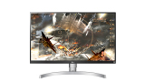LG, monitor 27UK650-W: un elegante 27'' da gaming, 4K e con supporto HDR 10