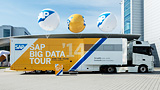 I Big Data in tour per l'Italia con SAP