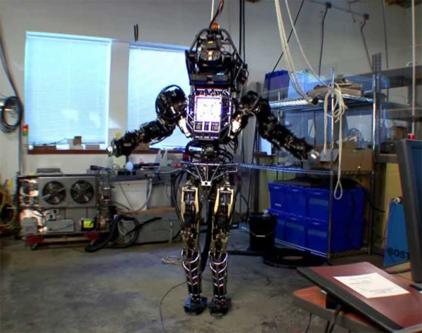 Boston Dynamics, Atlas