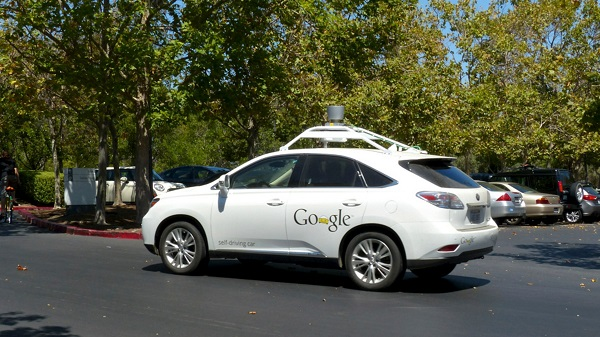 Google Car - autoguidante